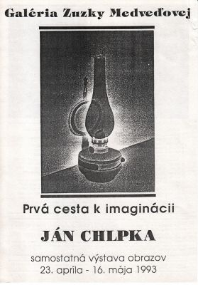1993 Jan Chlpka cesta k imaginacii